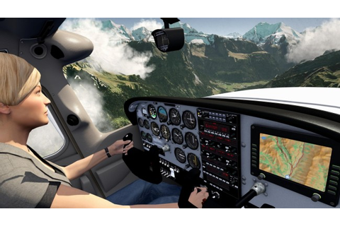 Aerofly FS 1 Flight Simulator Free Download - Crohasit ...