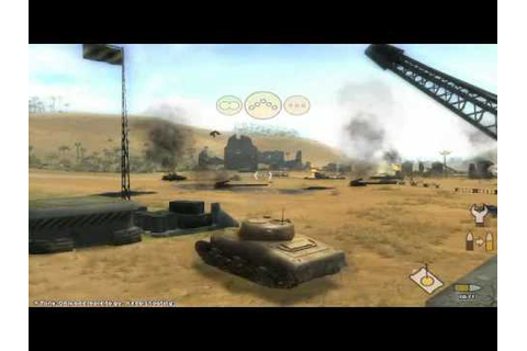 Panzer Elite Action Dunes of War (PC) Gameplay - YouTube