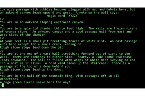 Get Colossal Cave Adventure - Microsoft Store en-GB