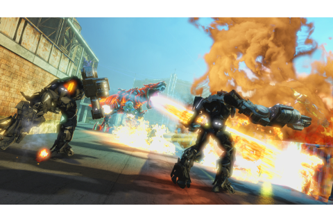 Ocean Of Games » Transformers Rise Of The Dark Spark Free Download