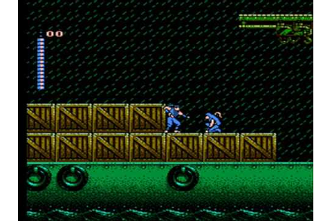 Blue Shadow / Shadow of the Ninja (NES) Playthrough: Part ...