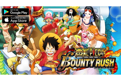 New Anime Game!One Piece Bounty Rush - Android IOS ...
