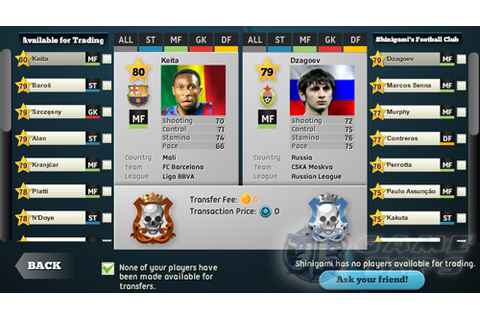 EA SPORTS FIFA Superstars: How to Trade Players or ...