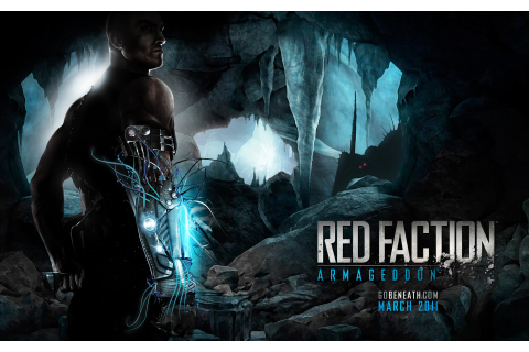 Red Faction Armageddon Free Download - Ocean Of Games