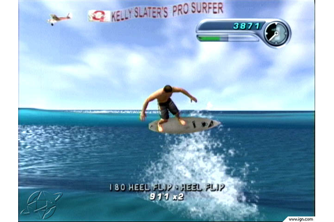 Kelly Slater's Pro Surfer Screenshots, Pictures ...