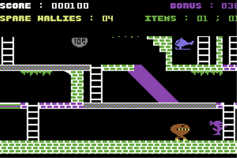 Download Trollie Wallie (Amstrad CPC) - My Abandonware