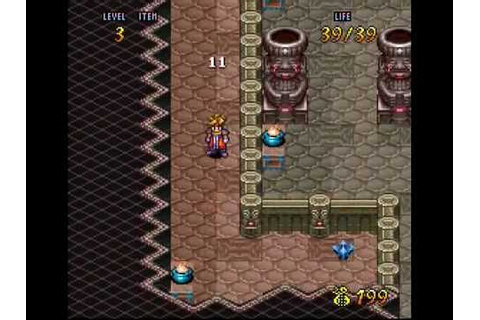 SNES Longplay [100] Terranigma (Part 1 of 4) - YouTube