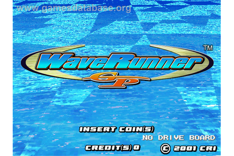 Wave Runner GP - Arcade - Games Database