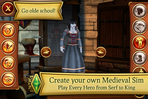 The Sims Medieval (smartphone) | The Sims Wiki | Fandom ...
