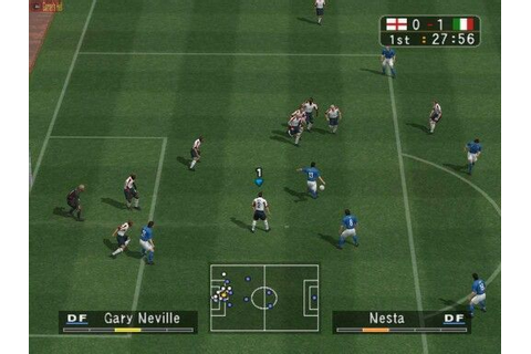 Pro Evolution Soccer 3. One of the greatest football video ...