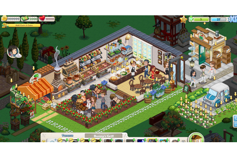 ChefVille Hack v 3.06 [Unlimited Cash and Coins] ~ GamesHack