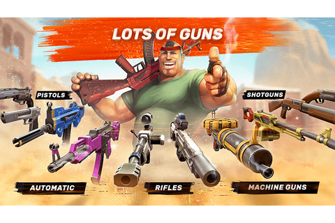 Download Guns of Boom on PC with BlueStacks