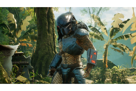 New Footage Of Predator: Hunting Grounds Unveiled at ...