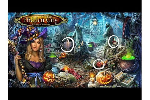 Hidden City®: Mystery of Shadows - Android Apps on Google Play