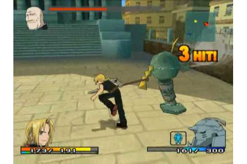 Full Metal Alchemist 2 ( Ps2 Emulator) - YouTube