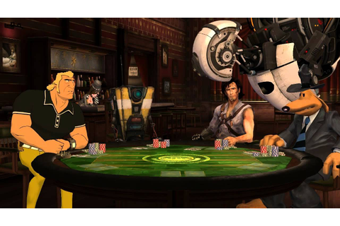 Telltale Games' Poker Night 2 LAUNCH TRAILER - YouTube