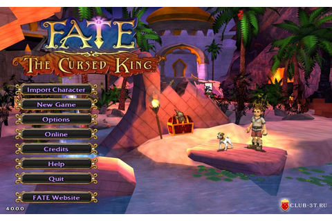 Чит коды к игре FATE The Cursed King » club 3t клуб ...