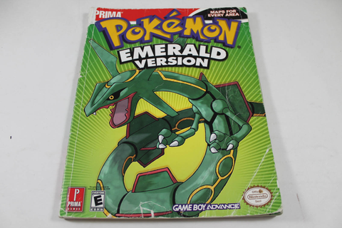 Pokemon Emerald (Prima Games)