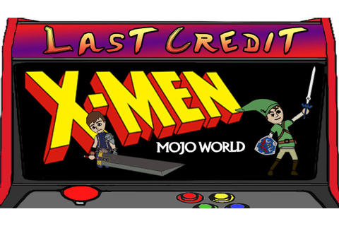 Last Credit Consequence - X-Men: Mojo World (GG) - YouTube