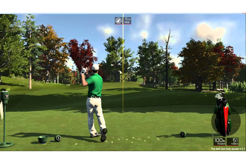 The Golf Club, Live Play Recorded PC - YouTube