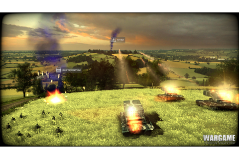 Wargame: European Escalation Screenshots - Video Game News ...