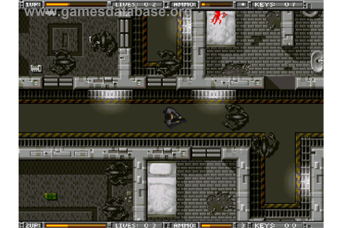 Alien Breed: Tower Assault - Commodore Amiga CD32 - Games ...
