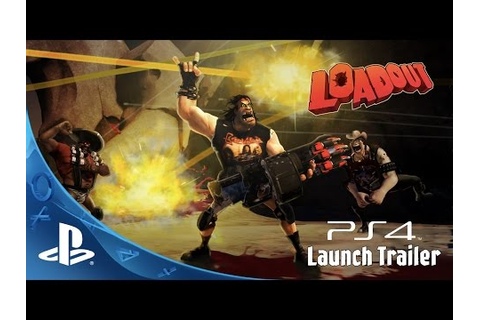 Loadout Game | PS4 - PlayStation