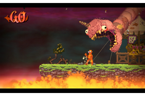 Nidhogg 2 revealed with new weapons and character animations | VG247