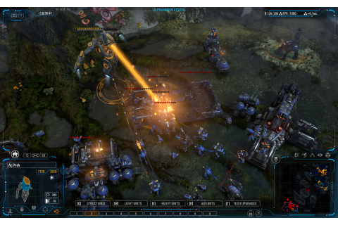 Grey Goo – reinventing the RTS genre – GAMING TREND