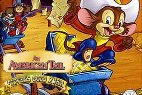 An American tail: Fievel's gold rush - Symbian game. An ...