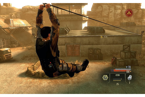 Free Games And Softwares : Alpha Protocol PC Game Free ...