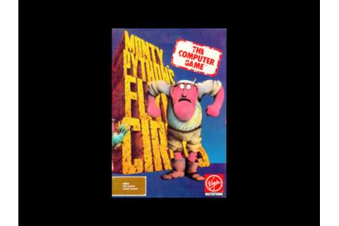 Monty Python's Flying Circus : The Computer Game (Jeu PC ...