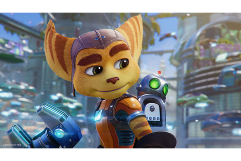 Insomniac Announces Ratchet & Clank: Rift Apart For ...