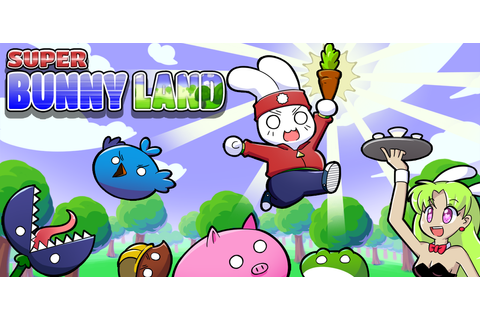 Super Bunny Land iOS, Android game - Indie DB