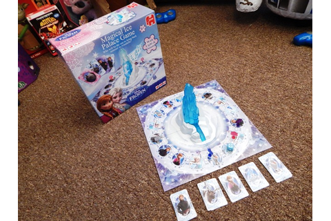 Disney FROZEN Magical Ice Palace Game