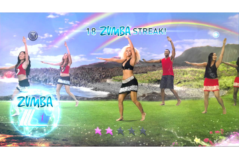 Zumba Fitness World Party - JUNGLE 100% Clear - YouTube