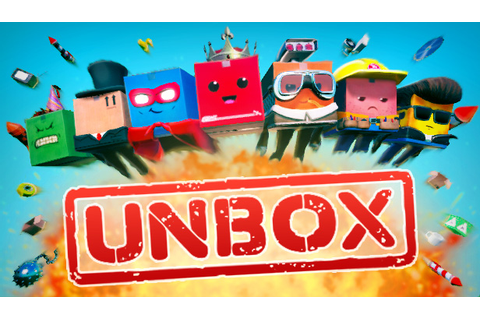 Unbox the game