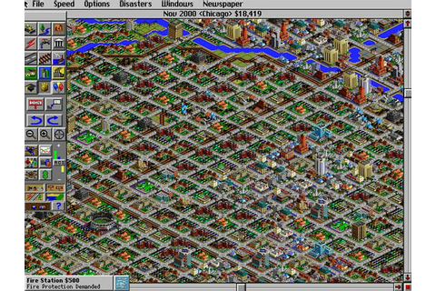 SimCity 2000 Special Edition - Download - Free GoG PC Games