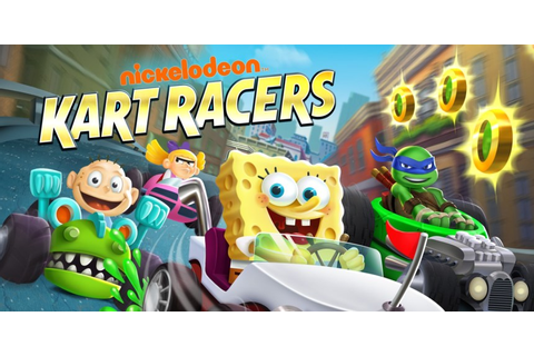 Dual Screens: Nickelodeon Kart Racers: Review (Xbox One ...
