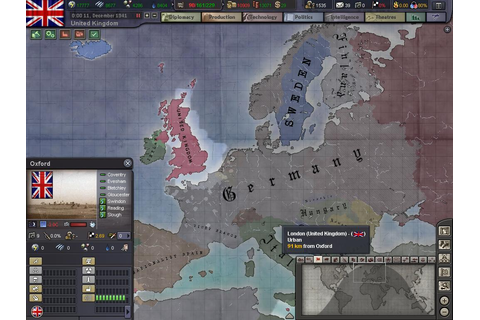 Games by Hiryuu: PC - Hearts of Iron III: Their Finest ...