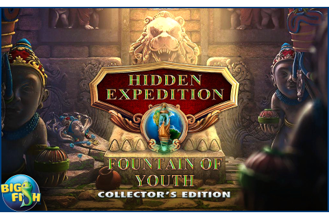 Hidden Expedition: The Fountain of Youth: Amazon.com.au ...
