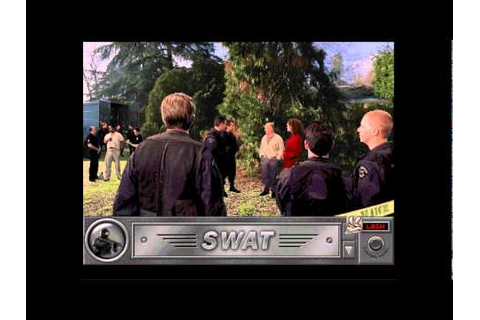 POLICE QUEST SWAT PC - YouTube