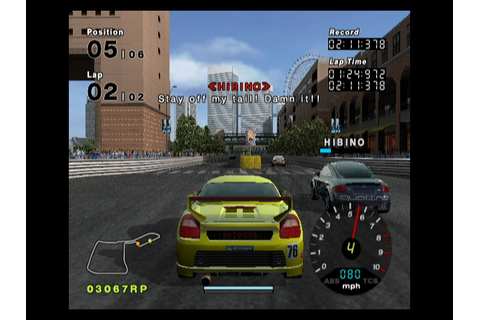 R:Racing Evolution Screenshots for GameCube - MobyGames
