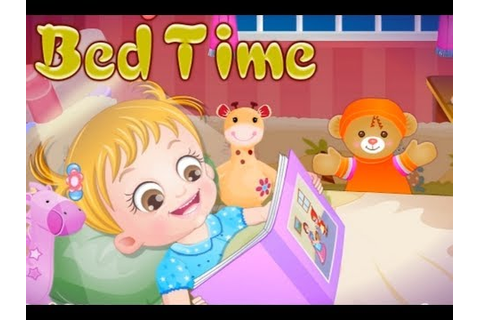 Baby Hazel Bed time Games-Baby Games - YouTube