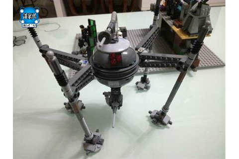 Aliexpress.com : Buy Homing Spider Droid 3D Building ...