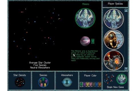 Retro Game of the Week: Ascendancy (1995) | Recycled ...