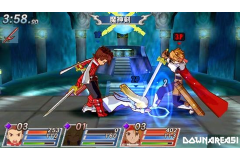 Tales of VS PSP ISO - Download Game PS1 PSP Roms Isos ...
