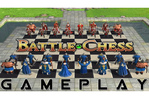 Battle Chess: Game of Kings™ (HD) PC Gameplay - YouTube