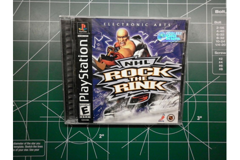 NHL Rock the Rink for PS1 14633141085 | eBay