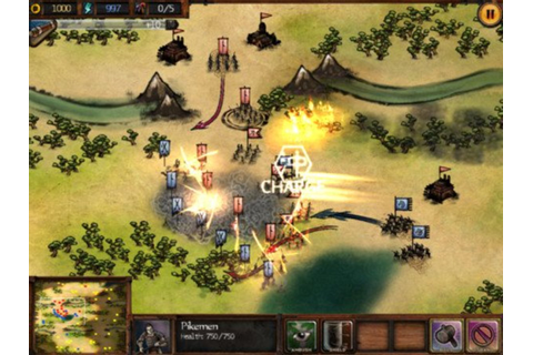 10 Best iOS Real-Time Strategy Games | LevelSkip